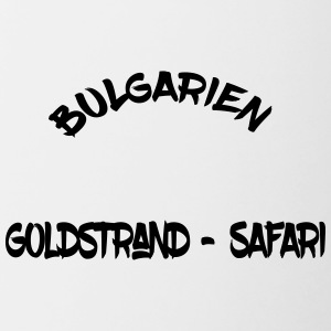 Bulgarien Golden beach Safari - Tofarvet krus