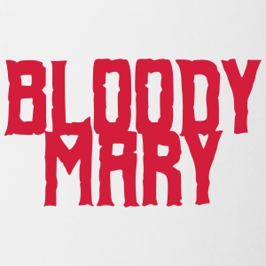 Bloody Mary Horror - Tofarvet krus