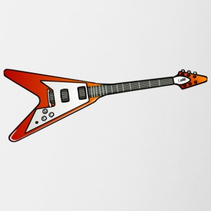 Flying V - Tazze bicolor