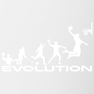 Basketball evolution - Tofarvet krus