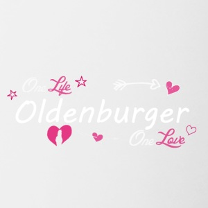 Oldenburg - Tazze bicolor