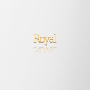 Royal - Tofarvet krus