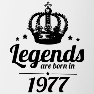 Legends 1977 - Tasse bicolore
