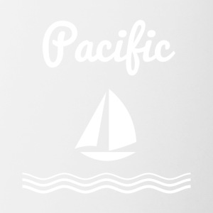 Pacific Sailing - Tazze bicolor