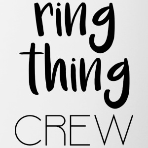 Ring Thing Crew - Tazze bicolor