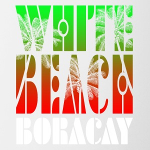 White Beach Boracay - Mok tweekleurig