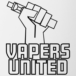 Vapers United - Vapefist - Tazze bicolor