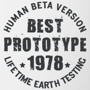1978 - The year of birth of legendary prototypes - Contrasting Mug