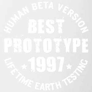 1997 - The birth year of legendary prototypes - Contrasting Mug