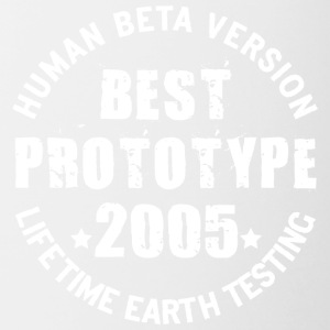 2005 - The birth year of legendary prototypes - Contrasting Mug