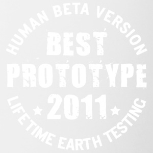 2011 - The birth year of legendary prototypes - Contrasting Mug