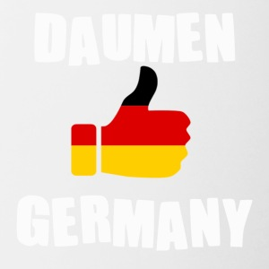 Germany3 - Contrasting Mug