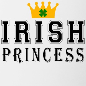 Irish Princess - Tasse zweifarbig