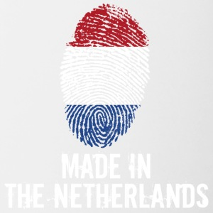 Made In The Netherlands / Netherlands Nederland - Contrasting Mug