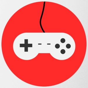 Video Game Controller - Mok tweekleurig
