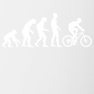 BIKE EVOLUTION! - Contrasting Mug
