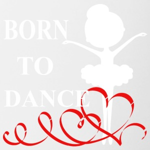 Born to Dance - Tofarvet krus