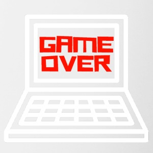 Game Over Shirt Gamer - Tazze bicolor