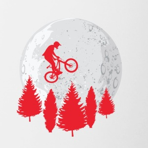 BIKE MOON - Tofarget kopp