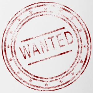 Wanted - Les annulations - Tasse bicolore