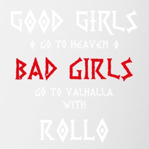 Bad Girls Roll Vol.2 - Tasse zweifarbig