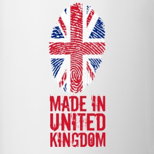 Made in United Kingdom / United Kingdom - Contrasting Mug