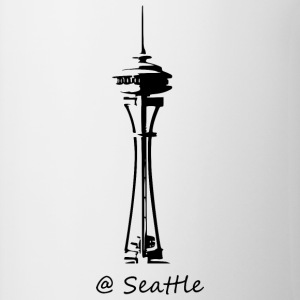 Seattle - Tazze bicolor