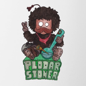 Plodar stoner colored - Contrasting Mug
