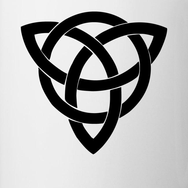 Keltisches Symbol Kelten Kreuz Nordisch