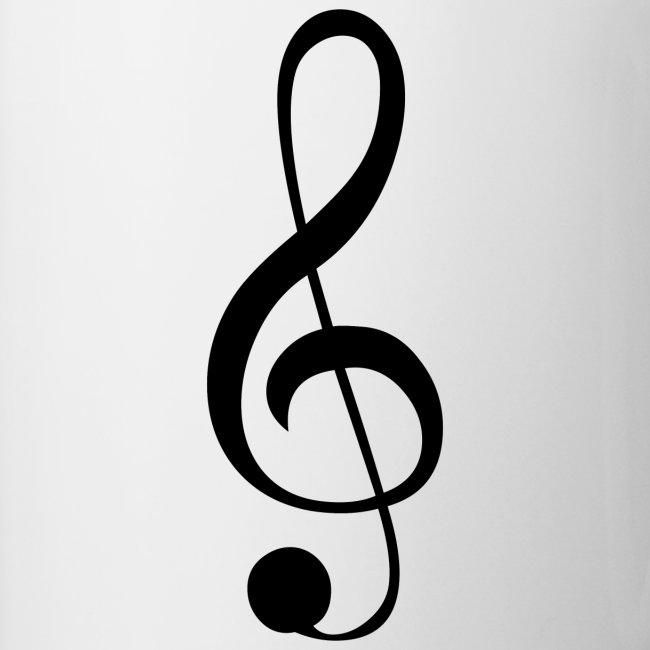 Musik Symbol Musikschlüssel Notenschlüssel