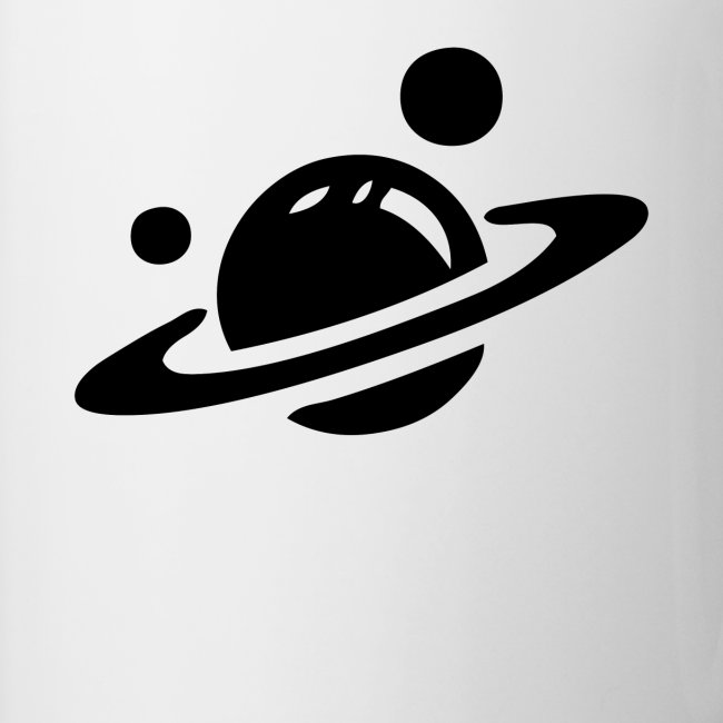 Weltall Symbol Planet Saturn Planeten Universum
