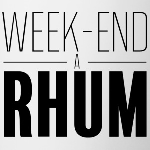 Weekend rom - Tofarvet krus