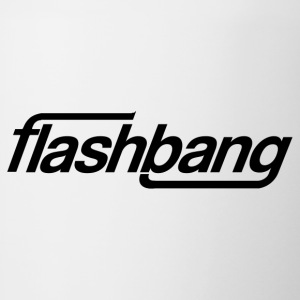 Flash Bang simple - 100kr don - Tasse bicolore