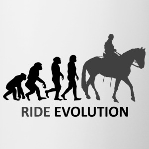 ++ ++ Ride Evolution - Tvåfärgad mugg