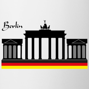 We are Berlin - Contrasting Mug