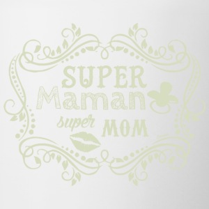 Super Mother (F) - Contrasting Mug