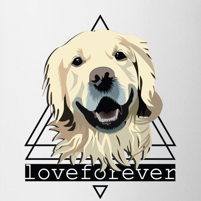 RETRIEVER LOVE FOREVER