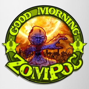 Good Morning Zompoc Podcast - Contrasting Mug