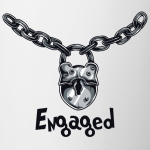 Engaged Chained - Contrasting Mug