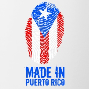 Made In Puerto Rico - Mok tweekleurig