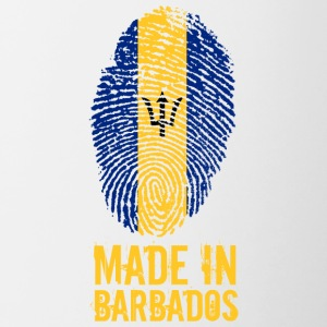 Made In Barbados - Tofarget kopp