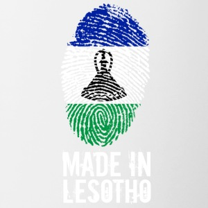 Made In Lesotho - Tasse bicolore