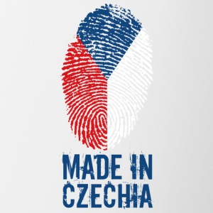 Made in Repubblica Ceca / Made in Česká - Tazze bicolor