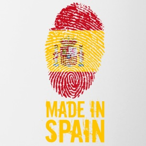 Made In Spain / Spain / España - Contrasting Mug
