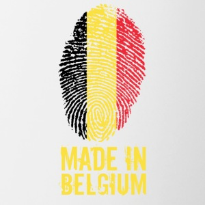 Made In Belgium / Belgique / Belgique / België - Tasse bicolore