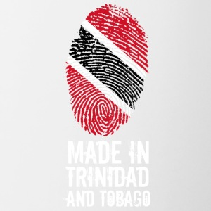 Made In Trinidad en Tobago Trinidad en Tobago - Mok tweekleurig