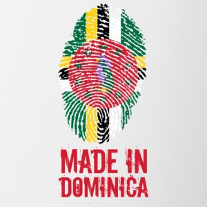 Made In Dominica Caribbean - Tofarget kopp