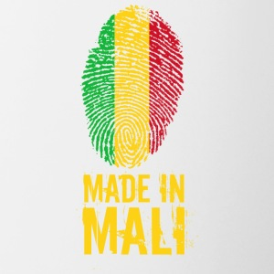 Made In Mali - Tasse bicolore