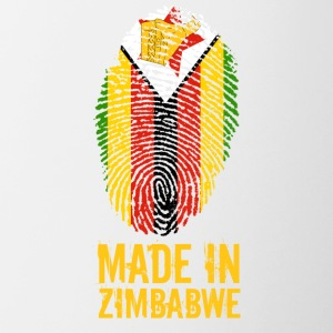 Made In Zimbabwe / Zimbabwe / Great Zimbabwe - Tazze bicolor