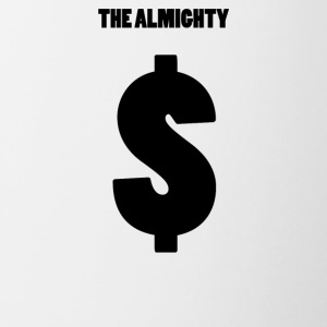 The Almighty - Contrasting Mug